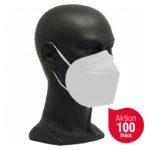 FFP2 Maske weiß CE zertifiziert 100 Aktion