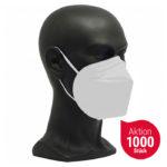FFP2 Maske weiß CE zertifiziert 1000 Aktion